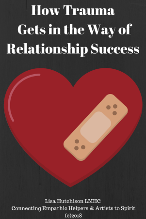 How Trauma Gets in the Way of Relationship Success